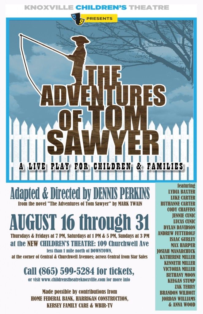 Dennis Tom sawyer poster