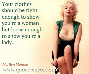Marilyn-Monroe-Quotes-woman-lady