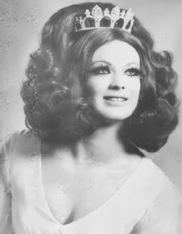 Norma Kristie, first Miss Gay America, 1972