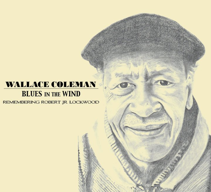 Wallace Coleman CD cover.