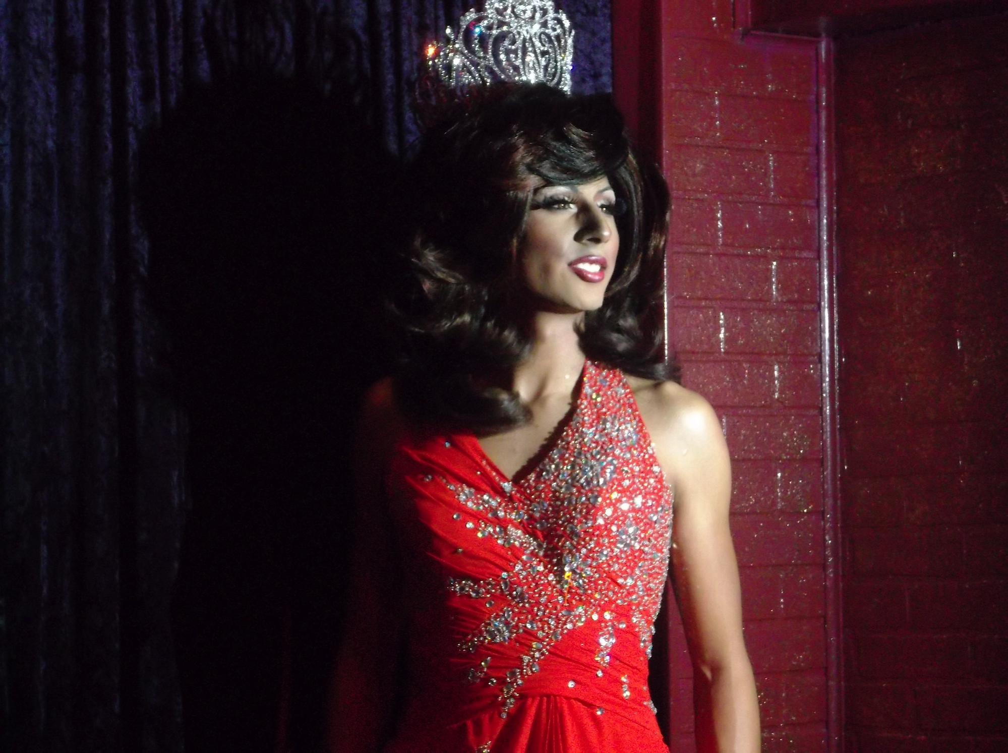 Congratulations Doci Monique, 2013 Miss Club XYZ.