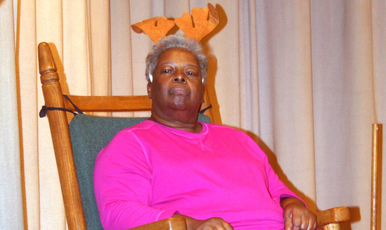 "Judy Pase portrayed a depressed Rudolph in ""Who You Gonna Call?"""