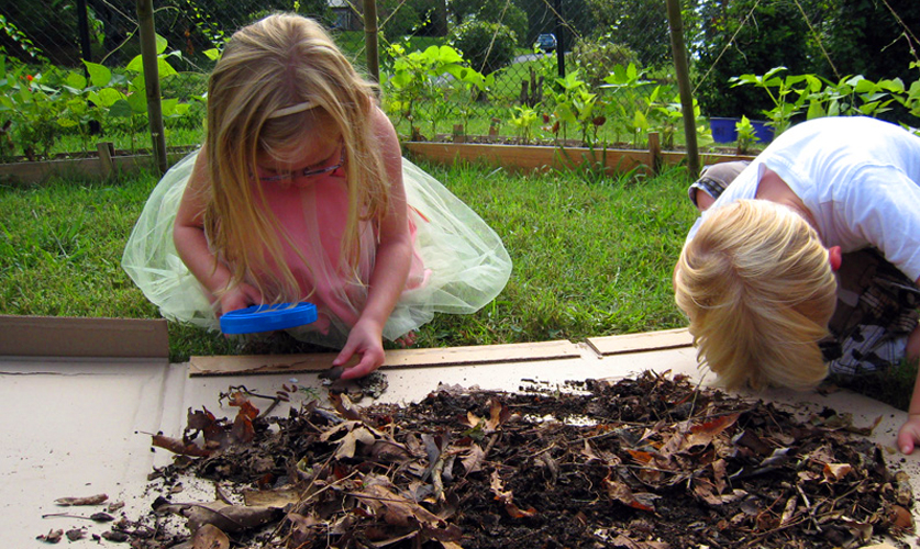 kids-and-compost