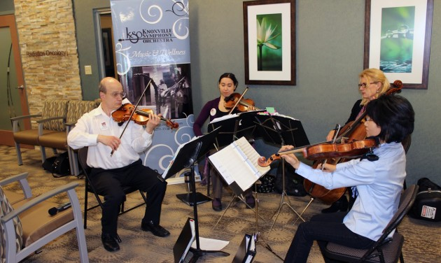 Knoxville Symphony Orchestra's Music & Wellness Program