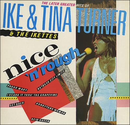 Ike++Tina+Turner+Nice+n+Rough+376707